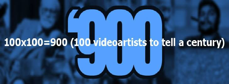 100 Video Artists - Video Art event in collaboration with Magmart Video under Volcano.