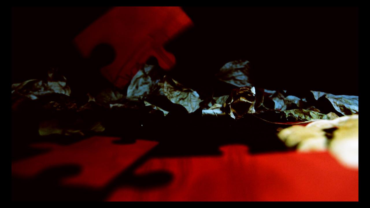 Cyanide Video Art Falling Puzzles