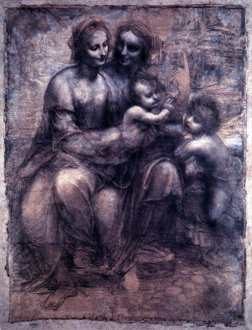 Leonardo Da Vinci, Barbara Agreste writes about Leonardo's art.